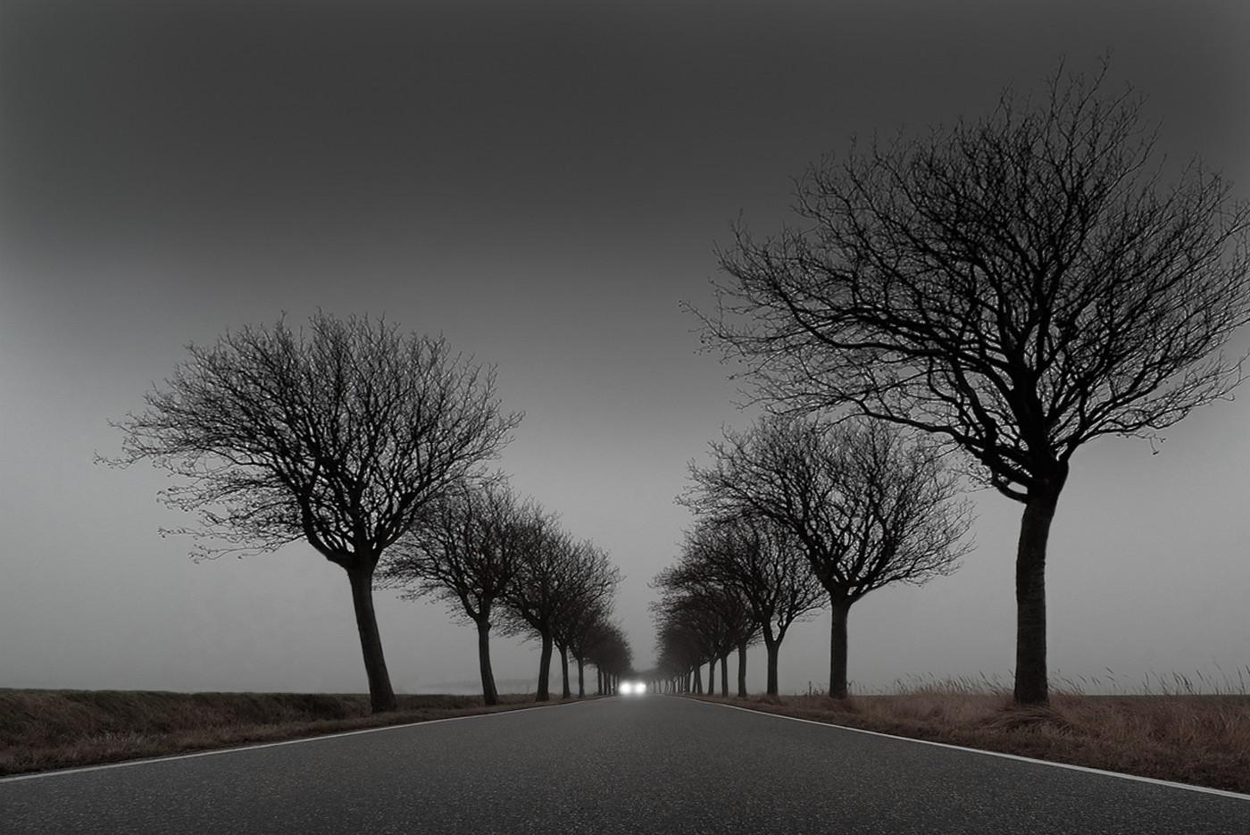 Road ahaid
